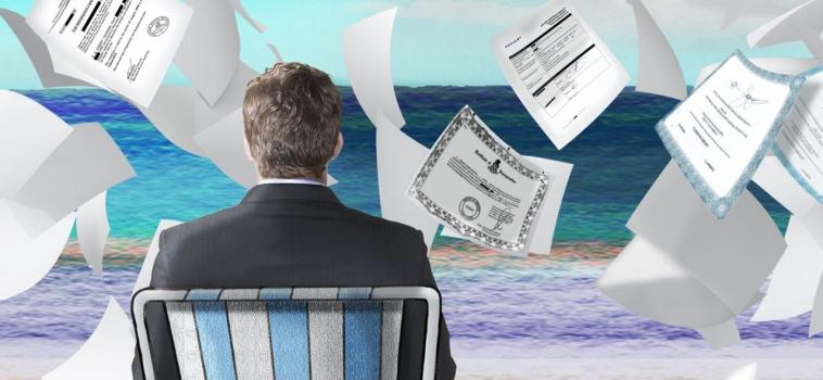 [ Communiqué de presse de Bernard Monot ] Paradise Papers: la saga européiste du dumping fiscal continue impunément !