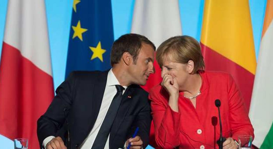 [ Communiqué de Bernard Monot ] Réforme de la Zone Euro : dialogue de sourds Franco-Allemand et marché de dupes pour Macron.