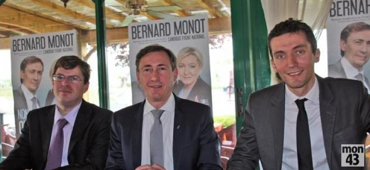 Européennes : Bernard Monot (FN) se pose en « avocat des intérêts des Français »