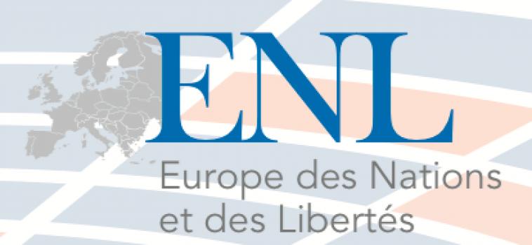 Lettre parlementaire n°1 du groupe Europe des Nations et des Libertés (ENL)