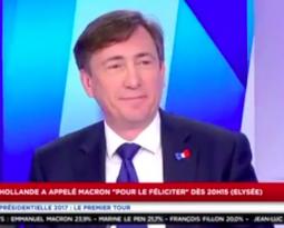 [ Vidéo ] Bernard Monor sur LCP/Public Sénat. 23-04-2017