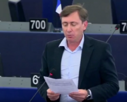 [ Vidéo ] Bernard Monot sur le rapport de l'union économique et monétaire.