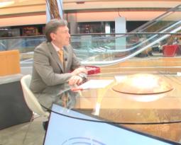 [ Vidéo ] Entretien avec Bernard Monot au Parlement européen.