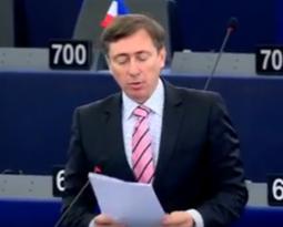 [ Vidéo ] Bernard Monot intervient sur le rapport Bayet Regner.