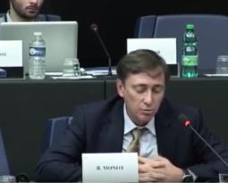 [ Vidéo ] Bernard Monot intervient sur la révision de l'Union bancaire.