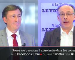 [ Vidéo ] Bernard Monot invité du Talk – Le Figaro.