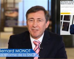 [Vidéo ] Flash éco' sur la réforme de la SNCF