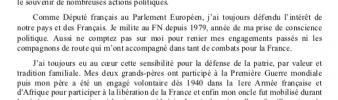 Lettre ouverte aux Frontistes et aux Français.