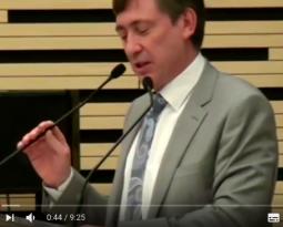 [ Vidéo ] Intervention de Bernard Monot au colloque sur la révolution numérique.