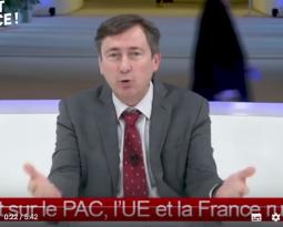 [Vidéo ] Bernard Monot sur la Politique Agricole Commune.
