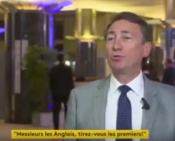 [ Vidéo ] Bernard Monot interrogé par France Info sur le Brexit.