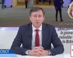 [ Vidéo ] Emmanuel Macron, c'est le règne de la Davoscratie directe.