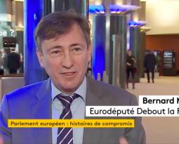 [ Vidéo ] Le Parlement européen est un simulacre de démocratie.