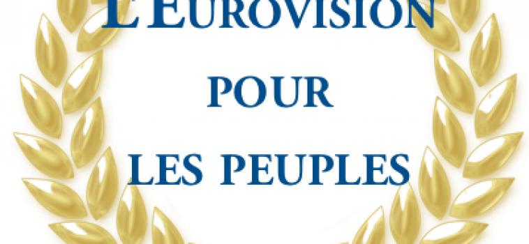 L'Eurovision pour les peuples – Le nouvel ouvrage de Bernard Monot.