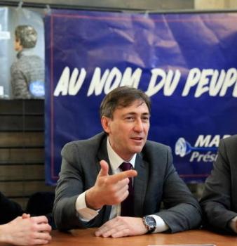 [ La nouvelle République ] Le FN 41 lance la campagne de Marine Le Pen