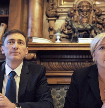 [ Presse ] Challenge's: Bernard Monot et Marine Le Pen préparent le programme économique