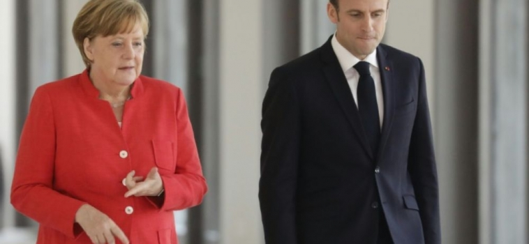 [ Communiqué de Nicolas Dupont-Aignan et Bernard Monot ] Rencontre Merkel-Macron : un pas de plus dans l'abandon de notre indépendance nationale.