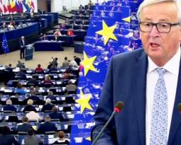 [ Communiqué de Bernard Monot ] Discours de Jean-Claude Juncker sur le « mauvais état » de l'Union !