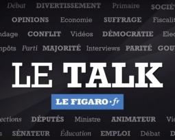 [ Vidéo ] Bernard Monot invité du Talk-Le Figaro.