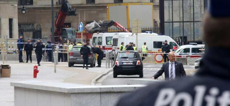 [FRANCE BLEU] Attentats de Bruxelles : les réactions politiques en Centre-Val de Loire